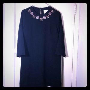 Kate spade look for the silver lining black dress